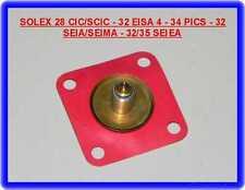 Citroen GS,AMI 6,Dyane 6,Beschleunigungspumpen-Membran Solex 28 CIC/SCIC-34 PICS