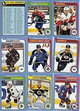 "2008 09 OPC Retro Variation ""PICK CARDS YOU WANT"""