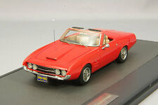 1/43 MATRIX Model CHRYSLER GHIA 450 SS Convertible Italian Sport Red 1967