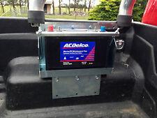 UNIVERSAL MULTI  FIT BATTERY BOX TOYOTA HILUX SR5 2005-ONWARDS CODE 025D