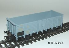 Märklin 4895 Wagon de marchandises ouvert # Neuf Emballage d'ORIGINE #