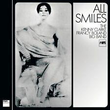 ALL SMILES - KENNY/BOLAND,FRANCY BIG BAND,THE CLARKE    VINYL LP NEU