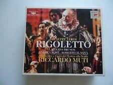 cd box Verdi Rigoletto Muti € 25