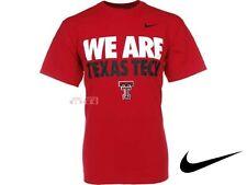 Texas Tech Red Raiders Ncaanike -Free Ship- Football Basketball Mens Shirt Xl