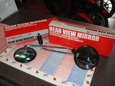 2 specchi mirrors originali Yamaha XT 550 5Y3 e XT 600 Z Tenerè 34L 55W 50T