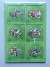Carcassonne Mini Expansion - Dutch Monasteries, Brand New with English Rules