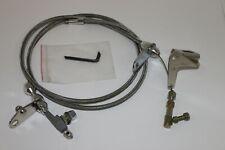 Chrysler 727 Stainless Braided Kickdown Cable Detent Mopar Transmission Trans