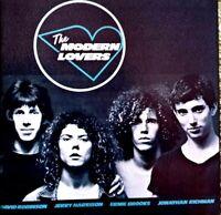 The Modern Lovers - The Modern Lovers. 1989 US CD. Jonathan Richman Roadrunner