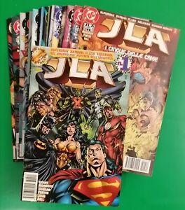 JLA 1-22 serie completa! Justice League PLAY PRESS