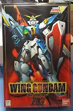 Gundam Wing Action Figure Model Kit 1/100 XXXG 01W