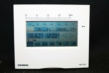Siemens REV200 7 Day Programmable Room Thermostat