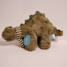 Stegosaurus Dinosaur~The Manhattan Toy Co.~Little Jurassics Plush~New!
