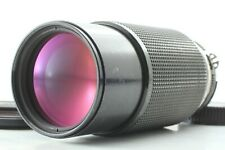 """ Excellent+++ "" Nikon Ai-s Zoom Nikkor 80-200mm F/4 MF Lens From Japan E014"