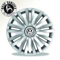 """4x Original VW Volkswagen Golf 6 VI Radkappen 15"""" Zoll"""