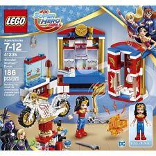 Woman DC Comics Super Heroes LEGO Complete Sets & Packs