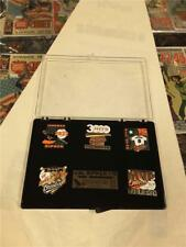 Cal Ripken Jr BALTIMORE ORIOLES PIN SET 1982-2001, #'d x/1000! 5 Pins w/case!
