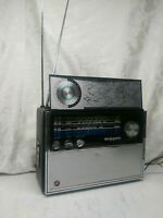VINTAGE AIRCASTLE SOLID STATE TRS -27? MULTIPLE - BAND RADIO