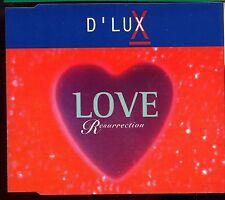 D'Lux / Love Resurrection - Pre Release