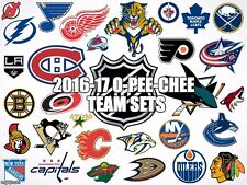 16/17 O-Pee-Chee Master Team Set 17 Cards Arizona Coyotes W/ Short Prints