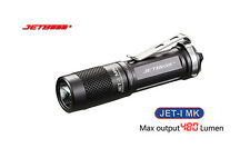 JETBeam JET-I MK 480 Lumens Cree XP-G2 LED 3Modes AA Waterproof MINI EDC Light