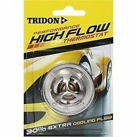 TRIDON HIGH FLOW THERMOSTAT for NISSAN Y61 GU PATROL ZD30 D22 NAVARA TURBO DIESE