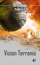 Perry Rhodan Neo 1: Vision Terrania von Frank Borsch (2014, Gebundene Ausgabe)