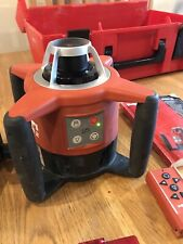 hilti laser PRI 2 Rotating Red Beam Laser Level Relisted As Buyer Messing Aroond
