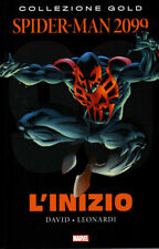 L'UOMO RAGNO SPIDER-MAN 2099 100% MARVEL BEST GOLD OMNIBUS DC AVENGERS DEVIL JLA