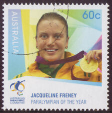 AUSTRALIA 2012 PARALYMPIAN OF THE YEAR FINE USED