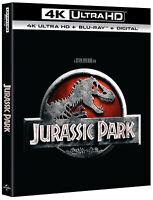 JURASSIC PARK - 4K ULTRA HD + BLU-RAY