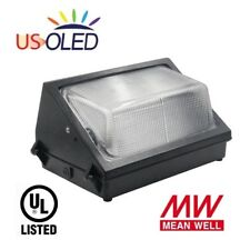 40W LED Wall Pack Light,Lumileds,MeanWell Driver,5700K,100-277VAC,UL,IP65Outdoor