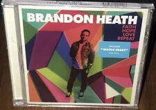 Faith, Hope, Love, Repeat [10/20] * by Brandon Heath (CD, Oct-2017, Reunion)