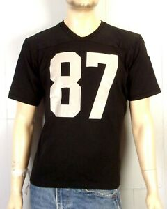 vintage 70s RARE 1974-1979 Rawlings Dave Casper NFL Jersey Oakland LA Raiders M