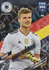 PANINI ADRENALYN XL FIFA 365 2018 #392 Timo Werner-Fans