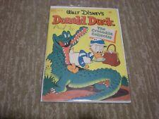 WALT DISNEYS DONALD DUCK #348 (1951) DELL COMICS THE CROCODILE COLLECTOR