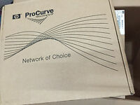 HP ProCurve J9308A 20-Port PoE+/4-Port MiniGBIC zl Module ** NEW SEALED **