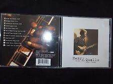 CD HENRY QUALLS / BLUES FROM ELMO TEXAS /