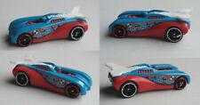 Hot Wheels - Eagle Massa / Saber blau/rot