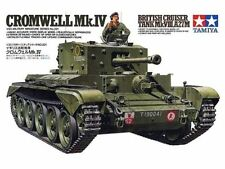 Tamiya 35221 1/35 British Cruiser Tank Mk. VIII A27M CROMWELL Mk.IV from Japan