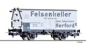 Kühlwagen DR Epoche 2 von Tillig 76627