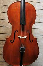 französisches 4/4 Violoncello `Ch.J.B. COLLIN-MEZIN Paris 1903`FRENCH CELLO