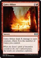 4 Gates Ablaze