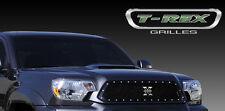 T-REX X-Metal Series Grille 1 Piece 12-14 Toyota Tacoma 6719381 Black