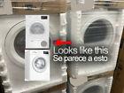 BRAND NEW Washer + Electric Dryer Set | Bosch | Model: WAT28400UC + WTG86403UC photo