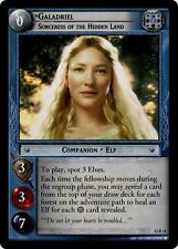 LoTR TCG Bloodlines Galadriel, Sorceress of the Hidden Land 13R15