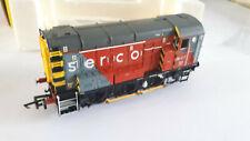 Hornby R3049 Serco Diesel Electric Class 08 Shunter Locomotive 08417 OO Gauge