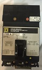 Square D 480 Volt 100 Amp I Line Breaker