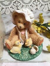 """Cherished Teddies """"Becky"""" Spring Time Happiness # 916331"""
