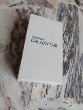 Samsung galaxy s3 solo scatolo box originale con accessori