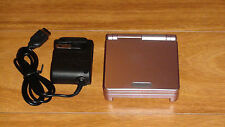 Nintendo Game Boy Advance GBA SP Pearl Pink System AGS 001 MINT NEW!